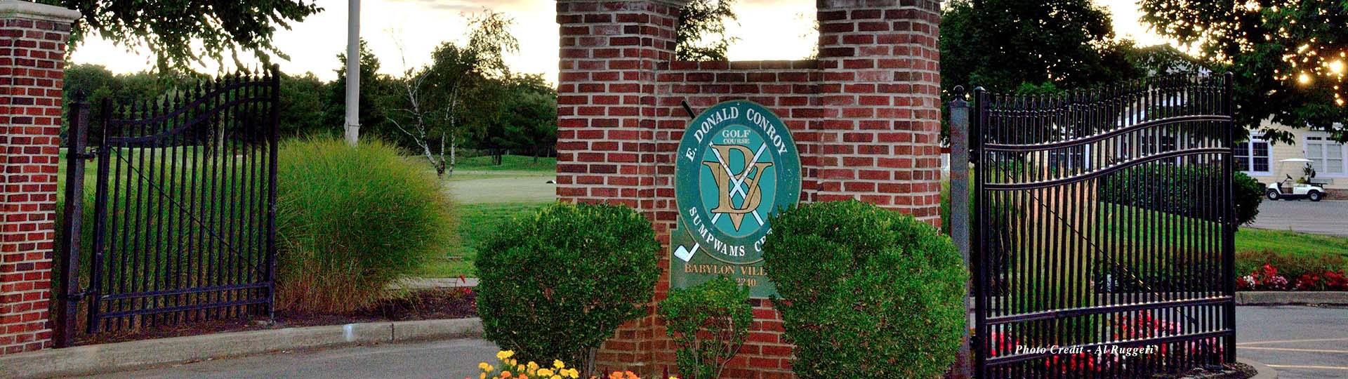 E. Donald Conroy Golf Course